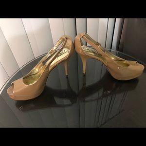 Platform shoes. Worn just once